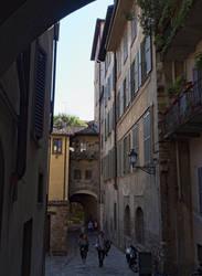 The back passage by Sergiba