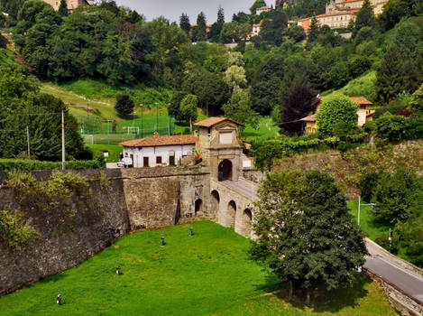 Porta San Lorenzo by Sergiba