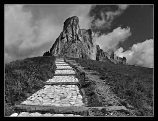 Stairway II by Sergiba