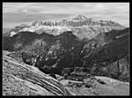 Alpine Hut II by Sergiba