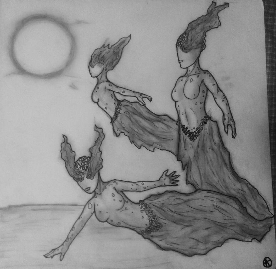 Barabias daughters of the night by arepa999