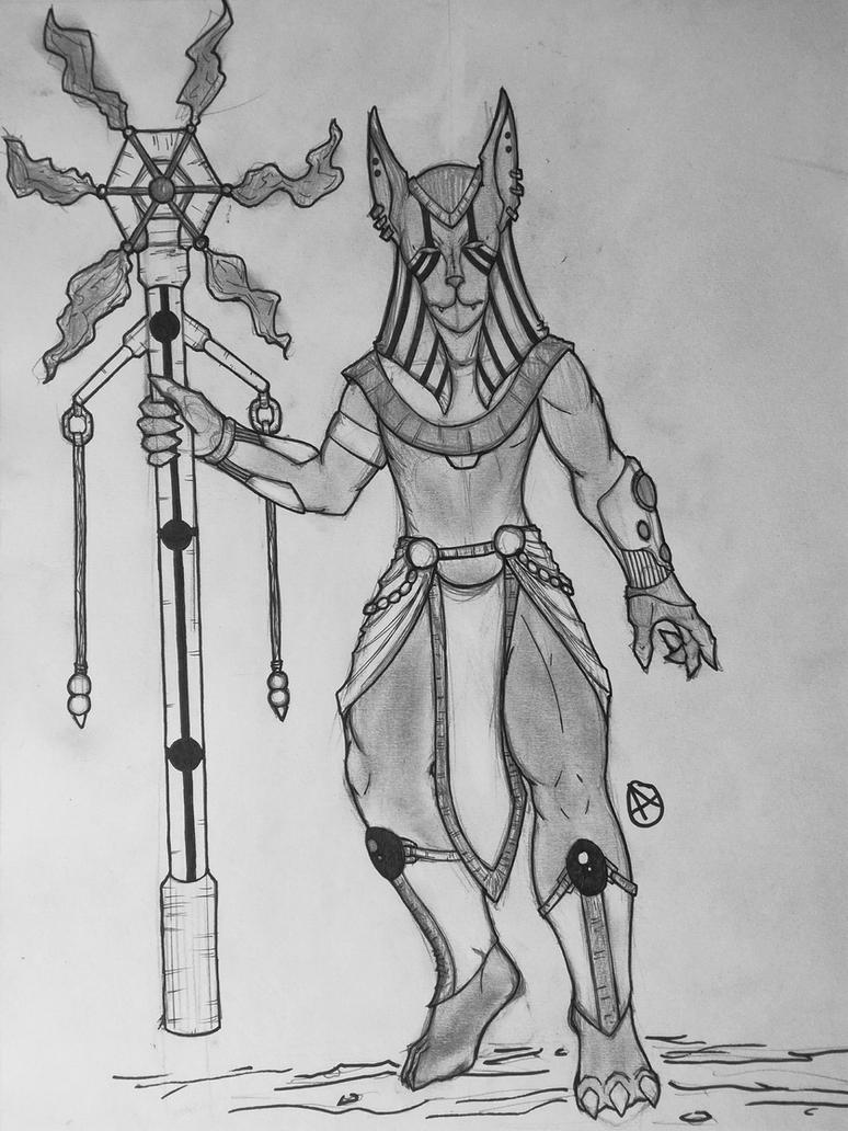 Merebunef -the herald by arepa999