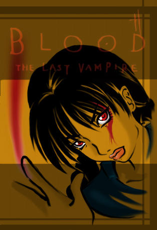BLOOD by Haradaya