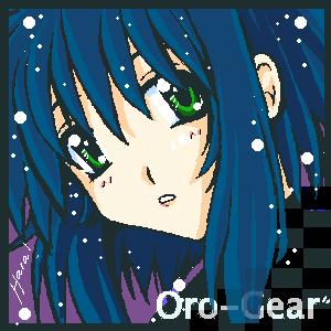 Oro Gear Hara by Haradaya