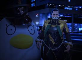 Loki and Elisabeth