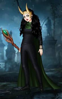 Teddy Black dress-up 2