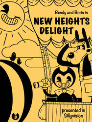 New Heights Delight - Chapter 4 Contest by AbrielM