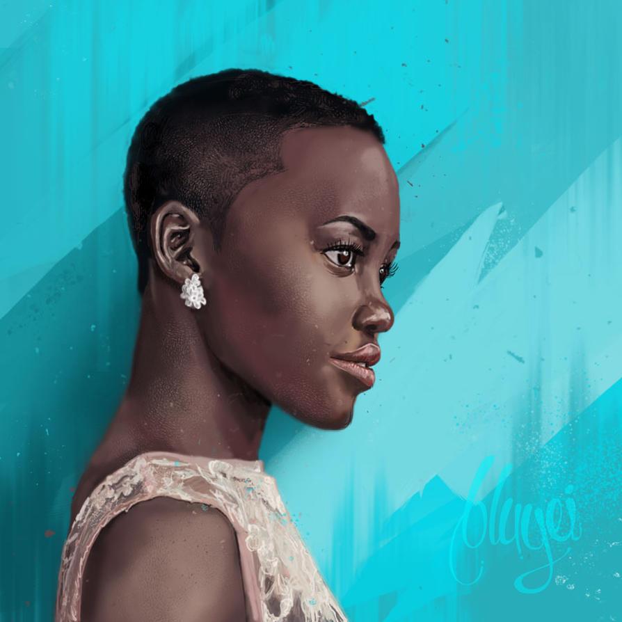Lupita fanart by bbluyei