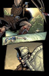 David y Goliath page 11 Color