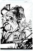 Divina Comedia Random Page 2 by Sandoval-Art