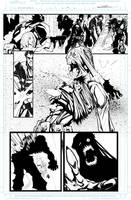Bullet Witch Page 01 by Sandoval-Art