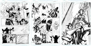 Bullet Witch Pages 14 - 15 -16