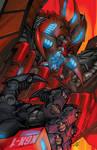 Dread Force Tyrannaczar Cover