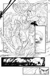 DREAD FORCE ISSUE 4 PENCILS