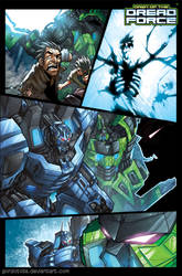 DREAD FORCE UPDATE ISSUE 1