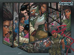 DREAD FORCE ISSUE 2 INTERIORS...