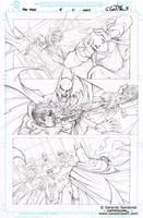 RED HOOD #16 PAGE 21 by Sandoval-Art