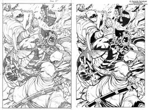 SAVAGE WOLVERINE - JOE MADUREIRA!