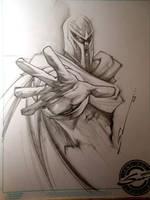 MAGNETO by Sandoval-Art