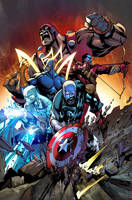 Guardians 3000 by Sandoval-Art