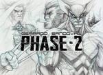 Sketchbook Phase 2: Heroes