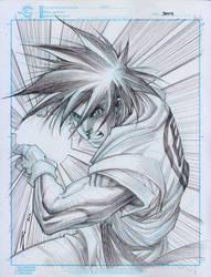 Dibujame un Goku