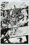 Guardians 3000 original art for sale