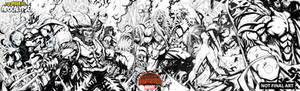 Age of Apocalypse covers