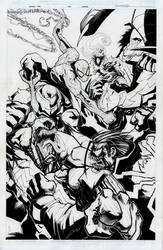 Venom #160 cover