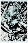 Venom #160 Original art for sale--