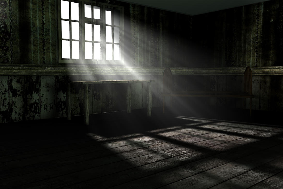 Dark Room Work In Progress By DamenFaltor On DeviantArt. Dark Creepy  Basement.