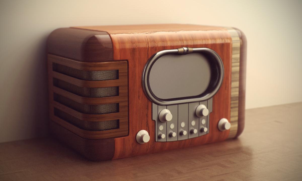 Old Vintage Radio 29