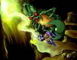 Metroid Bosses: Draygon