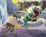 Metroid Bosses: Sheegoth