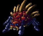 Metroid Geemer by Cronoan