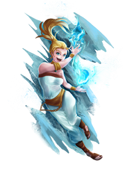 Marle: Ice! by Cronoan