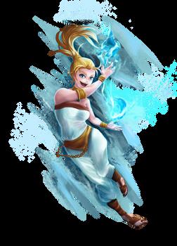 Marle: Ice!