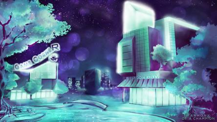 Celadon City: Harmony of a Champion