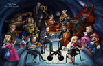 The Gaming Orchestra by Cronoan