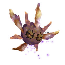 Solrock used Cosmic Power