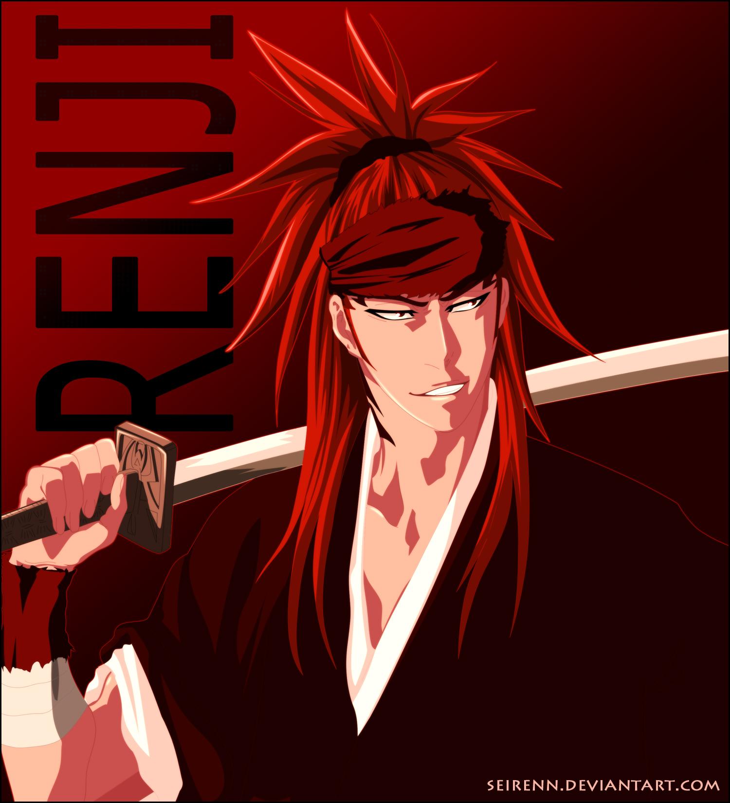 Renji timeskip