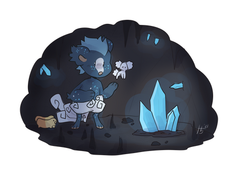 crystal hunters