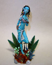 Avatar - Neytiri by Fairiesworkshop