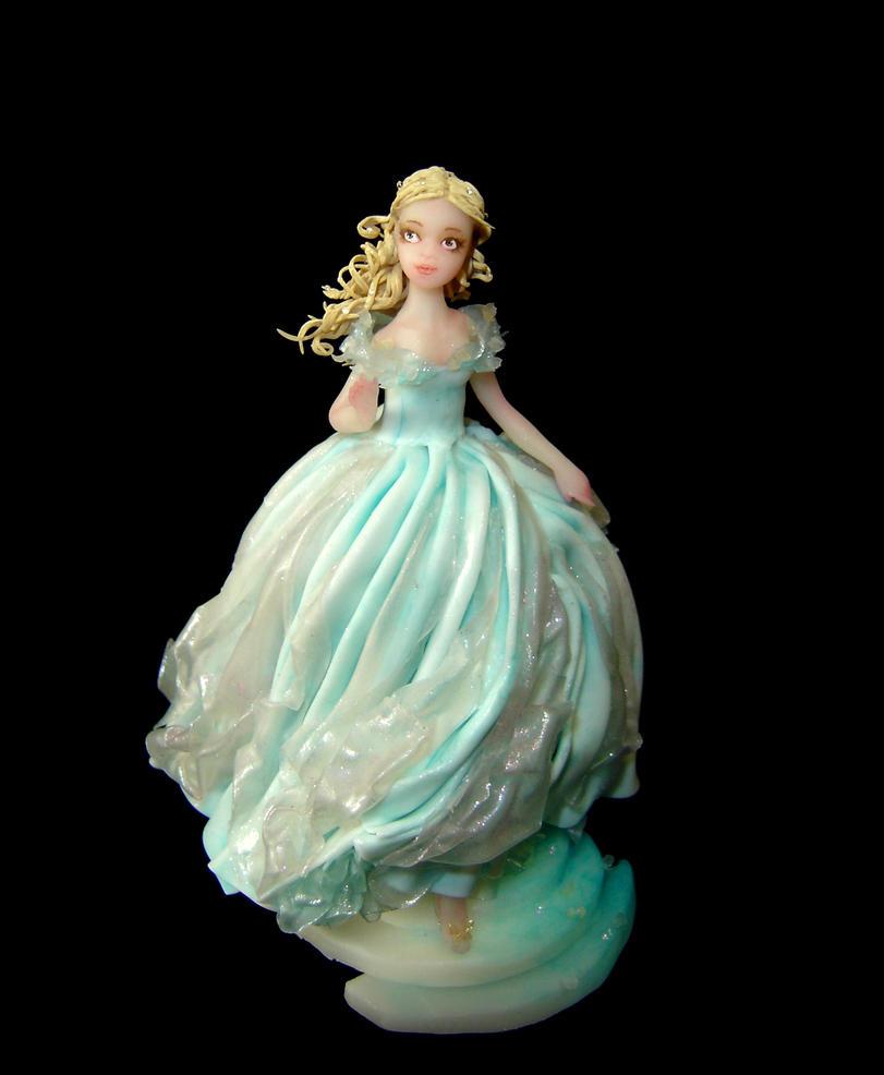 Cinderella by Fairiesworkshop