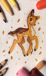 Fanart: Autumn Deer