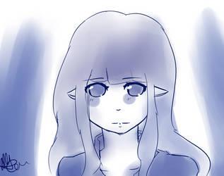 Blue Alchemist by ParanoidJoker