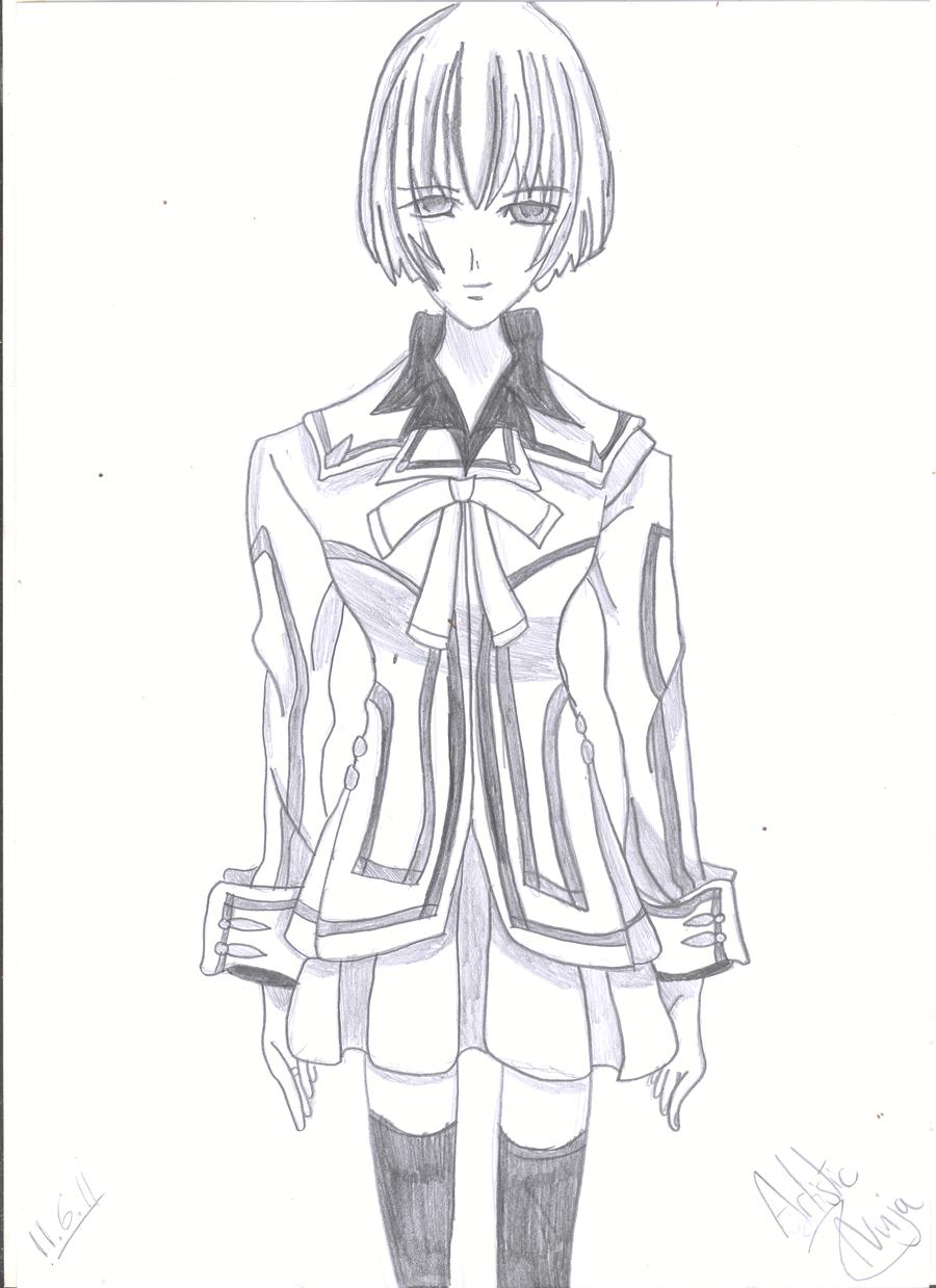 Vampire Knight Seiren