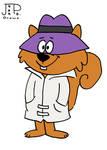 Jellystone Style - Secret Squirrel