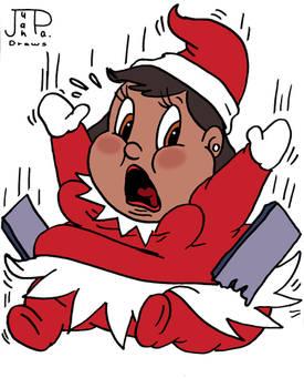 Chunky Holidays - Elf Off The Shelf (ALT)