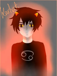 ::Homestuck:: Karkat by LittleMissSakura